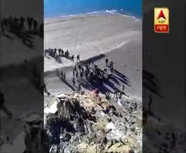 यहां देखें वीडियो: चीनी सैनिकों के साथ भारतीय सैनिकों की भिड़ंत!