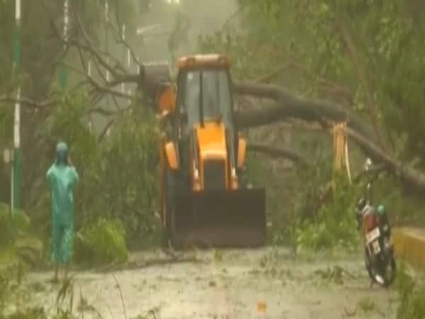 Visuals of destruction caused by Amphan cyclone