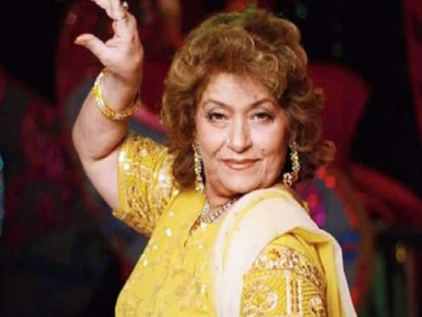 Saroj Khan's daughter Sukaina opens up about her mother's personality