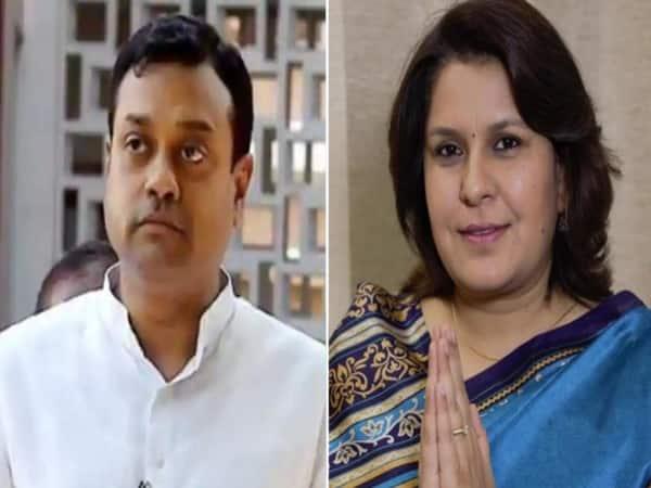 Sambit Patra speaks on allegations against Gajendra Shekhawat